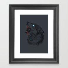 'IIIII' Framed Art Print