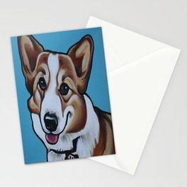 Gwyneth Paltrow the Corgi Stationery Cards
