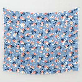 Ivy & Blossoms Wall Tapestry