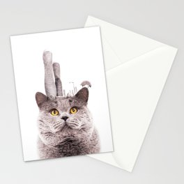 Mississauga Kittyscape Stationery Cards