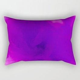Textures (Purple version) Rectangular Pillow
