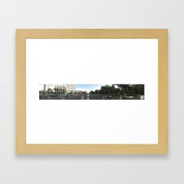Art at the Main (Ground floor of the Main City Library, 210 E 400 S) Framed Art Print