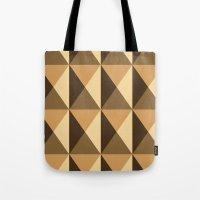 copper Tote Bags featuring Copper by Fernanda Fattu