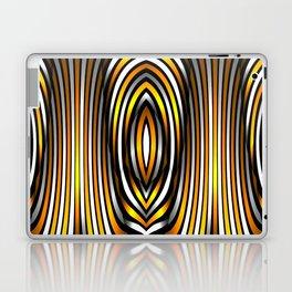 Fringe, 2360h98 Laptop & iPad Skin