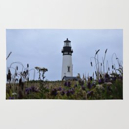 Yaquina Lighthouse Rug