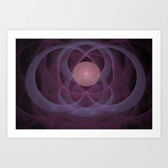 Solaris Art Print