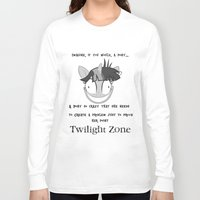 mlp Long Sleeve T-shirts featuring MLP: Twilight Zone by turokevie