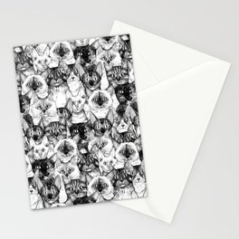 just cats Stationery Cards