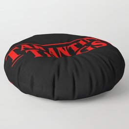 Tarantino Things Floor Pillow