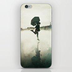 La danse de la pluie iPhone & iPod Skin