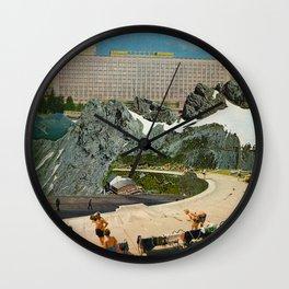 The Hideaway Wall Clock