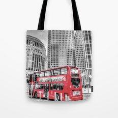 Canary Wharf  London Tote Bag