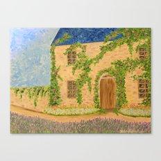 Idyllic Getaway Canvas Print