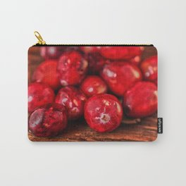 Cranberries Carry-All Pouch