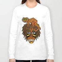 jojo Long Sleeve T-shirts featuring Congo JoJo by BohemianBound