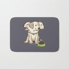 Cerberus Puppy Bath Mat