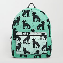 Grey Coyote Backpack