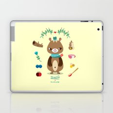Blueberry Laptop & iPad Skin