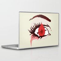 games Laptop & iPad Skins featuring The Games by Duke Dastardly