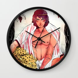 Dionysus Wall Clock