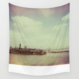 Mississippi River Wall Tapestry