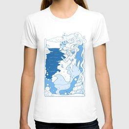 Den lille havfrue T-shirt