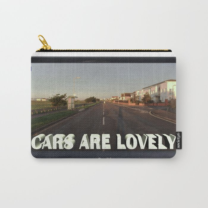 The Myth of Cars 01 Carry-All Pouch