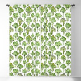 Broccoli - Formal Blackout Curtain