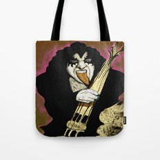 Poster The Great Gene Simmons Tote Bag