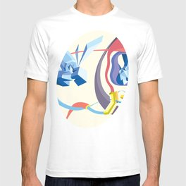 Diamonds, Hoses, Stairs, and Light T-shirt