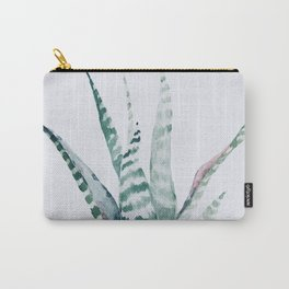 Aloe Vera Carry-All Pouch