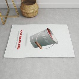 Carrie - Alternative Movie Poster Rug