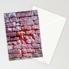 A Brick Wall Stationery Cards
