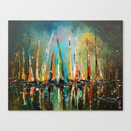 Before starting Canvas Print