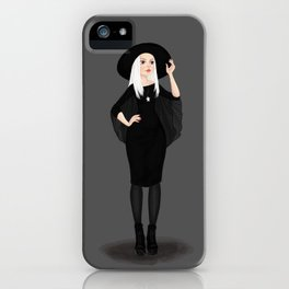 Pearlwitch iPhone Case