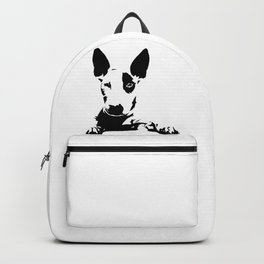 BULL TERRIER GIFTS Backpack