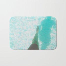 Step into Ocean Bath Mat