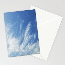 Cirrus Clouds 1 Stationery Cards
