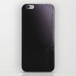 3QU4T10N iPhone Skin