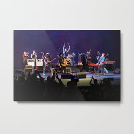 The Mavericks Metal Print