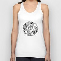 pizza Tank Tops featuring Pizza by Rafael Paschoal