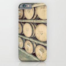 Kentucky Bourbon Barrels Color Photo Slim Case iPhone 6s