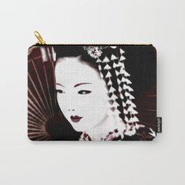 Geisha Carry-All Pouch