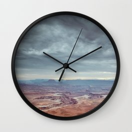 canyon country canyonlands national park Wall Clock