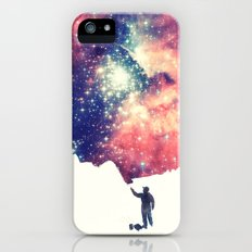 Painting the universe iPhone (5, 5s) Slim Case