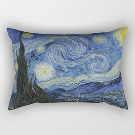 THE STARRY NIGHT - VAN GOGH Rectangular Pillow