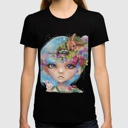 ELIZA - MUNCHKIN EASTER ELF - SHEENA PIKE T-shirt