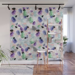 Neo Tropical Wall Mural