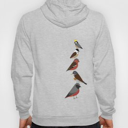 Bird Tower Hoody