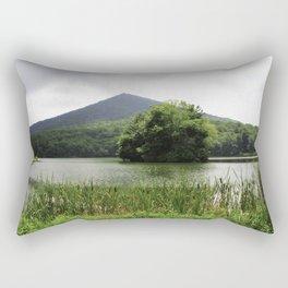Peaks of Otter Rectangular Pillow